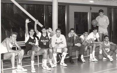 Arimo 89-90 juniores campione d'italia