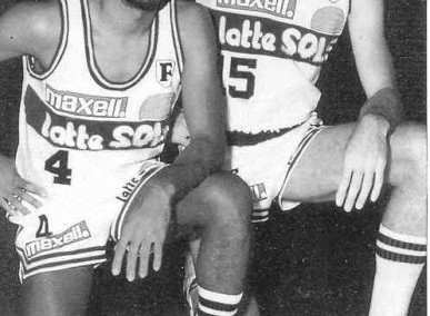 Clyde Bradshaw e Fred Roberts