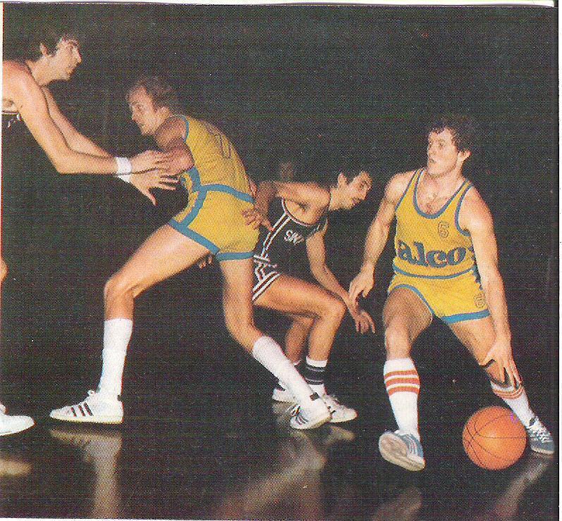 Caglieris e Ron De Vries