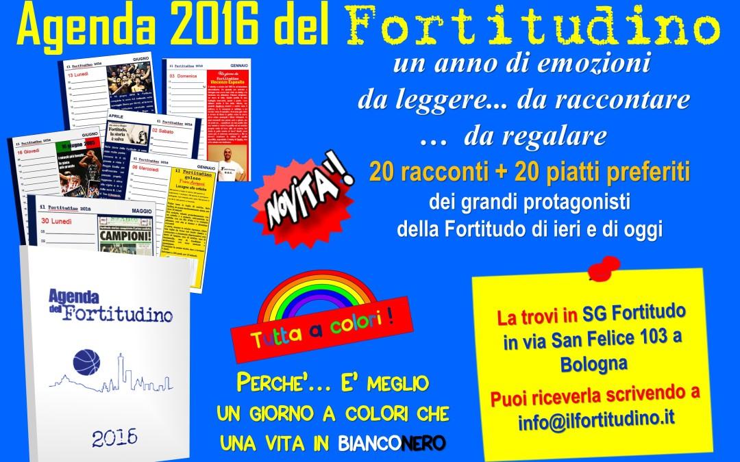 Agenda del Fortitudino 2016