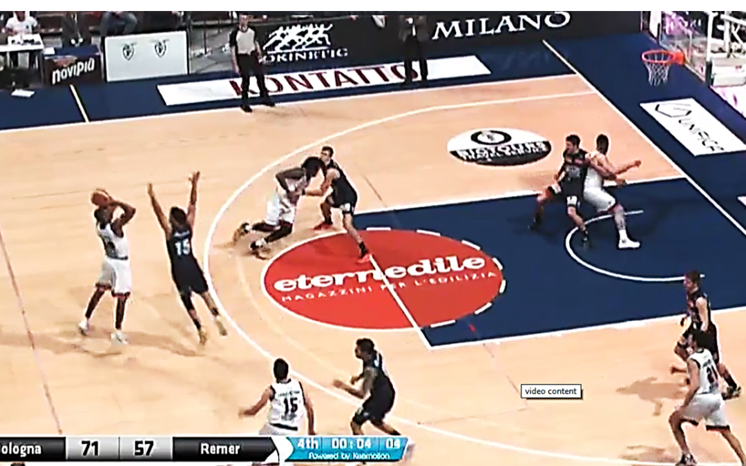 Colpo Grosso Fortitudo: battuta Treviglio 74-57