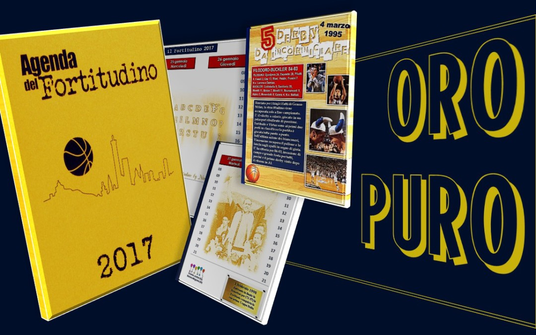 Agenda del Fortitudino 2017 … Coming Soon
