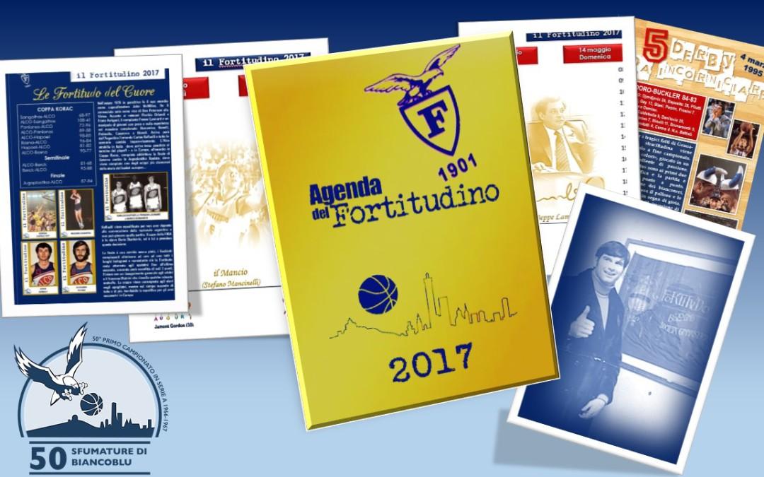 AGENDA DEL FORTITUDINO 2017  Cinquant'anni di emozioni biancoblu