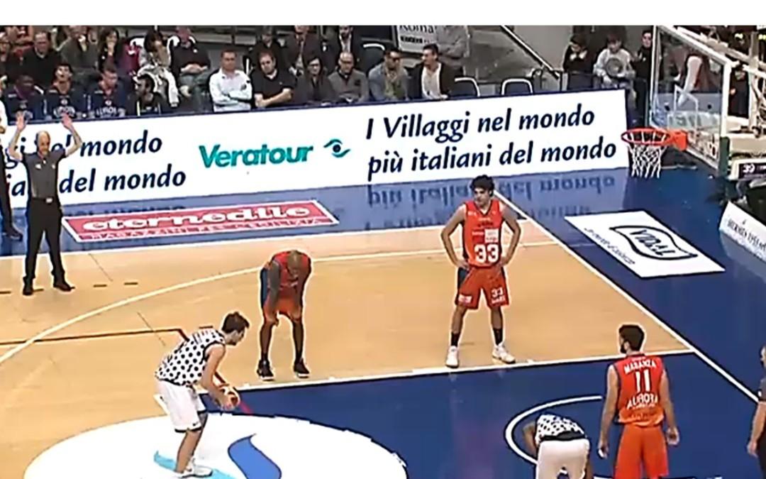 La Fortitudo la vince due volte con Jesi (86-74)