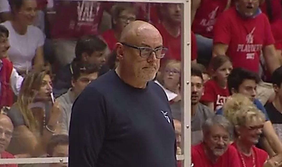 Dominio Trieste (91-69 ) che si porta sul 2-0, da sabato si torna al PalaDozza (…forza ragazzi !!!)