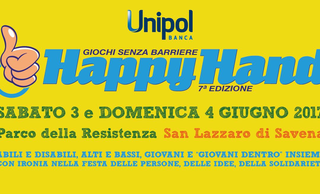 Il Fortitudino ad Happy Hand 2017