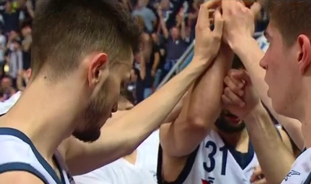 L'urlo della Fortitudo sui playoff: eliminata Agrigento (80-58) e adesso tocca a Treviso