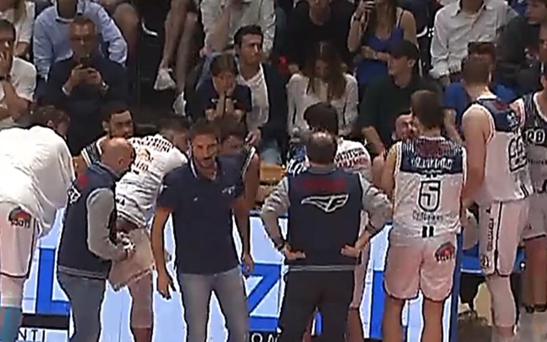 Guidone e la panchina lunga spingono la Effe sul 2-0 nella serie con Verona (77-68)