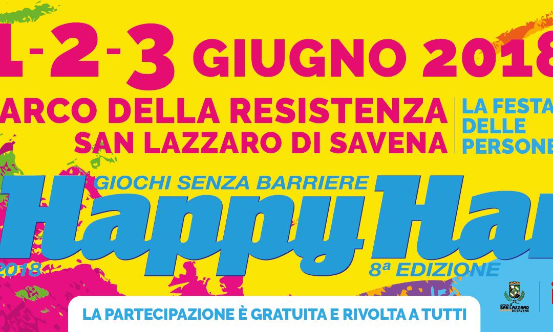 Il Fortitudino ad Happy Hand 2018… veniteci a trovare