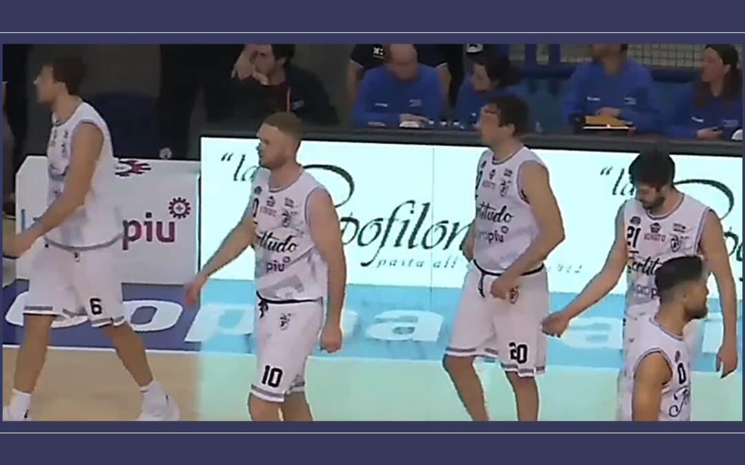 La Effe passa il primo turno in Coppa Italia LNP, battendo Biella (75-50) e risparmiando energie