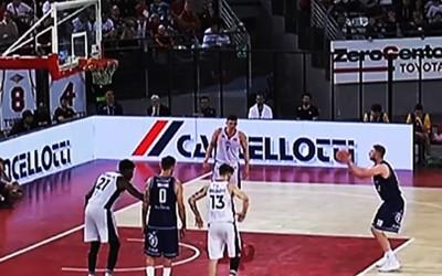 La Fortitudo… strappa il pareggio nella prima partita di finale A2 a Roma (77-77)