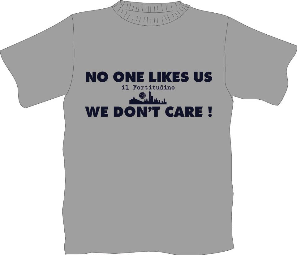 "T-Shirt  ""No One Like Us"""