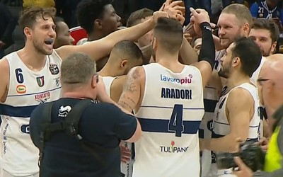 La Effe demolisce Reggio alla distanza (86-69) e si prende 6° posto e Final Eight di Coppa Italia