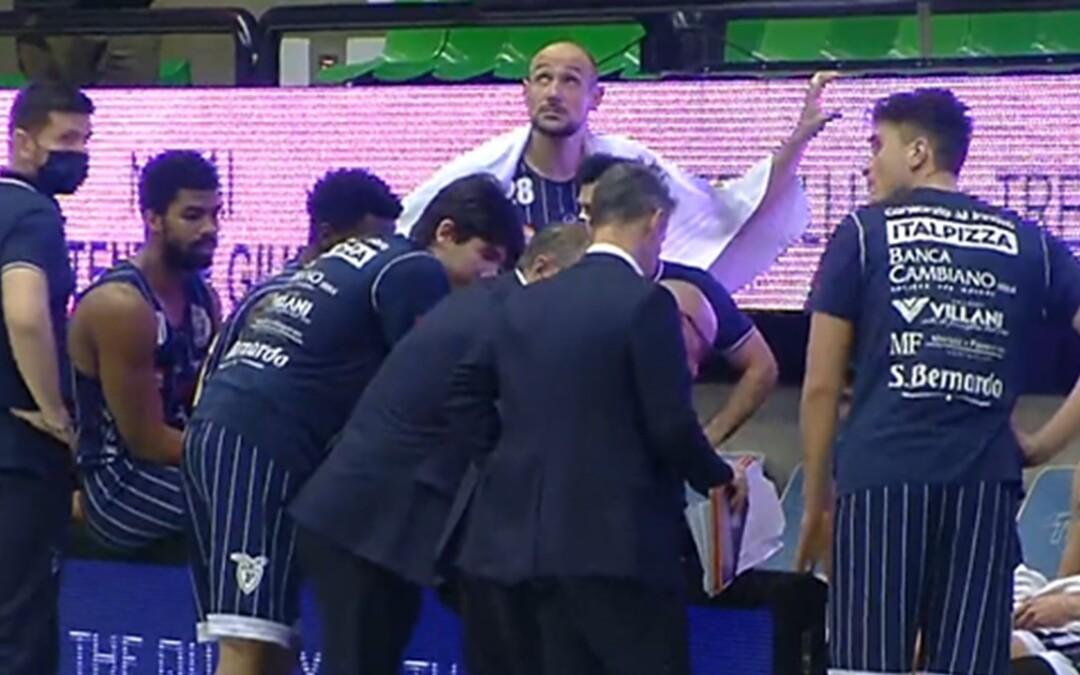 La Fortitudo perde anche a Treviso (78-84) e stasera è nel gruppone di fondo classifica