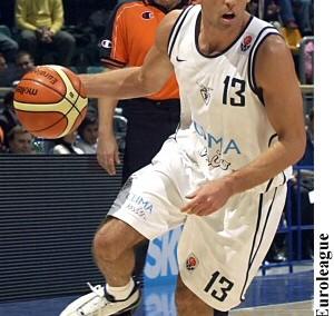 Milos Vujanic - Skipper (euroleague)