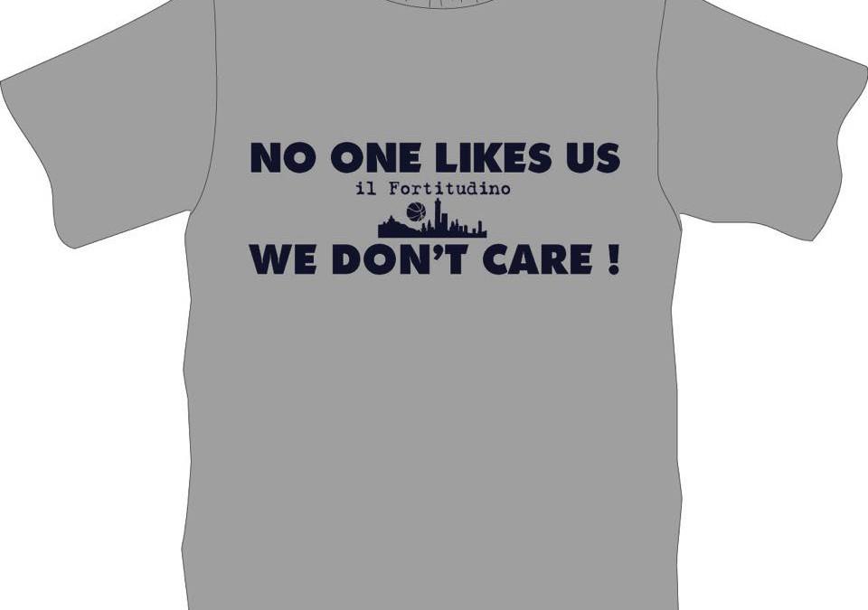 """T-Shirt  """"No One Like Us"""""""